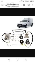 Direção hidráulica Fiat