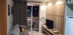 Apartamento com 1 dormitório à venda, 32 m² por R$ 320.000,00 - Sul - Águas Claras/DF