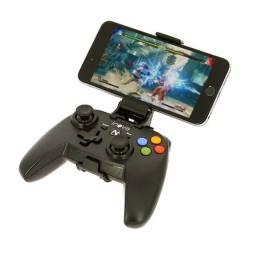 Controle Estilo Vídeo Game Bluetooth Gamepad Para Jogos De Celular Pubg E Freefire