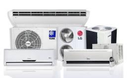 Reis Refrigeração limpeza e instalação