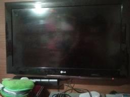 Vendo tv lg 32 polegadas + Painel.