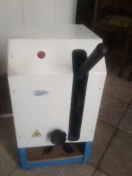 Maquina de fazer chinelo [Completa] - com todas as facas de corte