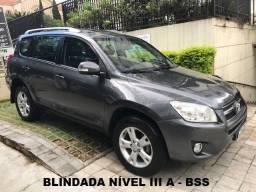 Toyota Rav 4 - 2012 - Blindada Bss - Impecável