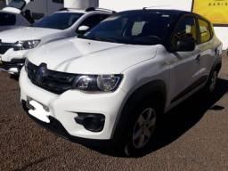 Oportunidade - Renault Kwid Zen 17/18 - 34.500 km originais