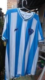 Vendo camisa original do Paysandu 150 reais p vender logo