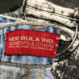 Calças Jeans e Alfaiataria femininas Brechó reuso