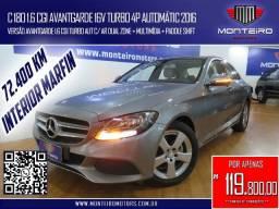Mercedes-Benz C 180 1.6 CGI Avantgarde Turbo Aut C/ Interior Marfin 72.400 Km