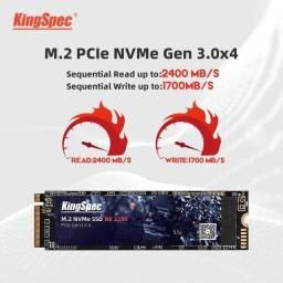 Vendo SSD NVME 128GB KINGSPEC