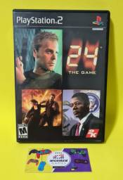24 Hours The Game - PS2