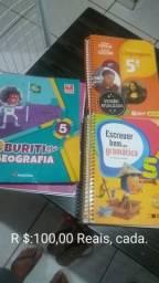 Livros do 5 ano quinto ano