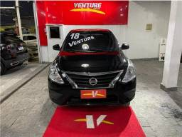 Nissan Versa 1.6 16V Flex SV 4P Xtronic 2018