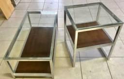 Centro de mesa e lateral