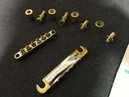 Ponte Tune o Matic guitarra les paul ou sg usada em perfeita condição de uso! completo