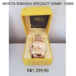 68467ad5d3b Invicta Subaqua Specialty 52MM ORIGINAL