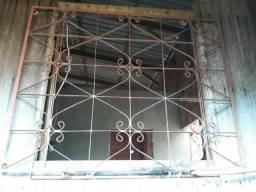 Grades janelas e portas
