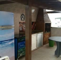 Apartamento de cobertura na praia do forte em cabo frio