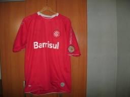 Camisa do Internacional de Porto Alegre - RBK - Bom Estado