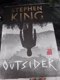Livro semi-novo Stephen King