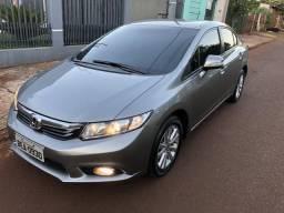 Honda Civic LXR 2.0 Flex - Automático - 2014