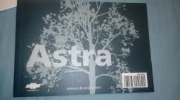 Vendo manual do astra 2010 mas serve para todos os astra