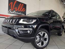 Jeep Compass Longitude 2.0 4x4 Automático Diesel Impecável - 2019