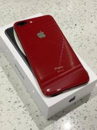 IPhone 8 Plus, (PRODUCT) RED, 64GB