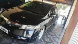 Civic EXS automático. Excelente - 2007