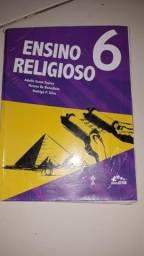 Livro de Religião 6 ano