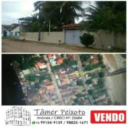 Vendo ou troco:Terreno de 720m² com 2 casas