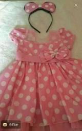 Vestido minie tamanho 1