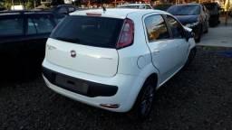 Sucata Fiat Punto 1.4 88cvs Flex 2013 vendido somente em peças