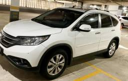 Honda CRV apenas 49.000 km, 4x4, teto solar, Modelo Top - 2012