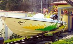 Real Diver 16 mercury 75HP - 1995