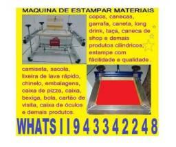 eed5c906b Maquina de estampar caneca,bexiga,chinelo,sacola,camiseta,caixa de pizza
