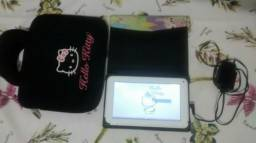 Tablet Hello Kitty + Bolsa +Carregador