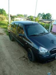Vendo clio 2004 excelente carro R$ 9.900 aceito troca - 2004