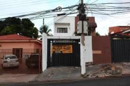 Sobrado para alugar, 110 m² por r$ 1.600,00/mês - araés - cuiabá/mt
