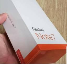 Xiaomi Redmi Note 7 azul/preto 64gb