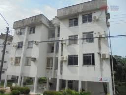 Apartamento residencial para locação, cohafuma, são luís - ap0257.