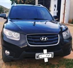 Hyundai Santa FeGLS 3.5 V6 4x4 (7 lug) - 2011