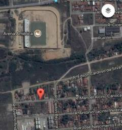 Terreno 17,20 X 60 m² em Parnamirim