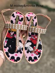 Sandálias e alparcatas