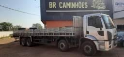 Ford Cargo 2428E Bi-Truck 8x2 Carroceria