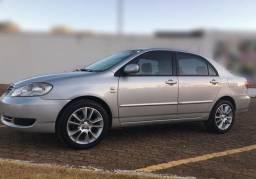 Corolla XEI 1.8 Automático 2006/2007 Relíquia