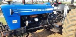 Trator Ford 6600 80 bom estado