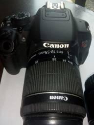 Vendo Câmera EOS Rebel T5i ? Seminova