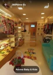 Vendo loja de roupa infantil