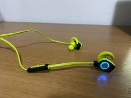 Fone Bluetooth Sem Fio Monster iSport Superslim