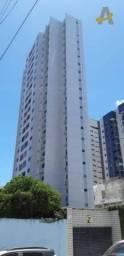 Título do anúncio: Apartamento com 3 dormitórios à venda, 125 m² por R$ 445.000,00 - Aflitos - Recife/PE