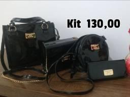 Kit bolsas novas na cidade de Sete Lagoas-MG